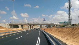 כביש 531. צילום עזרא לוי