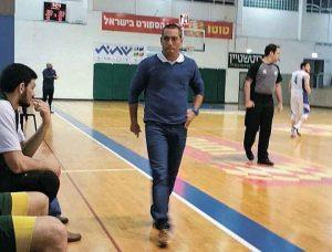 ברק דמיציאן צילום מועדון הכדורסל הפועל כפר סבא