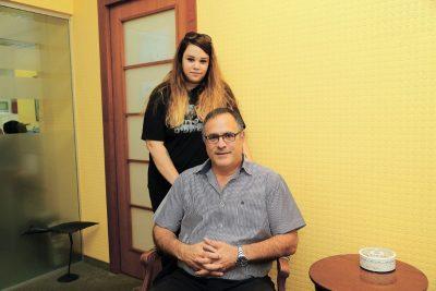 דנה וקובי כשדי. צילום עזרא לוי