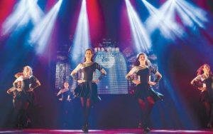 מתוך המופע Mystery of the Dance . צילום ליעד דרך