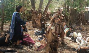 משחקים ביער אוסישקין