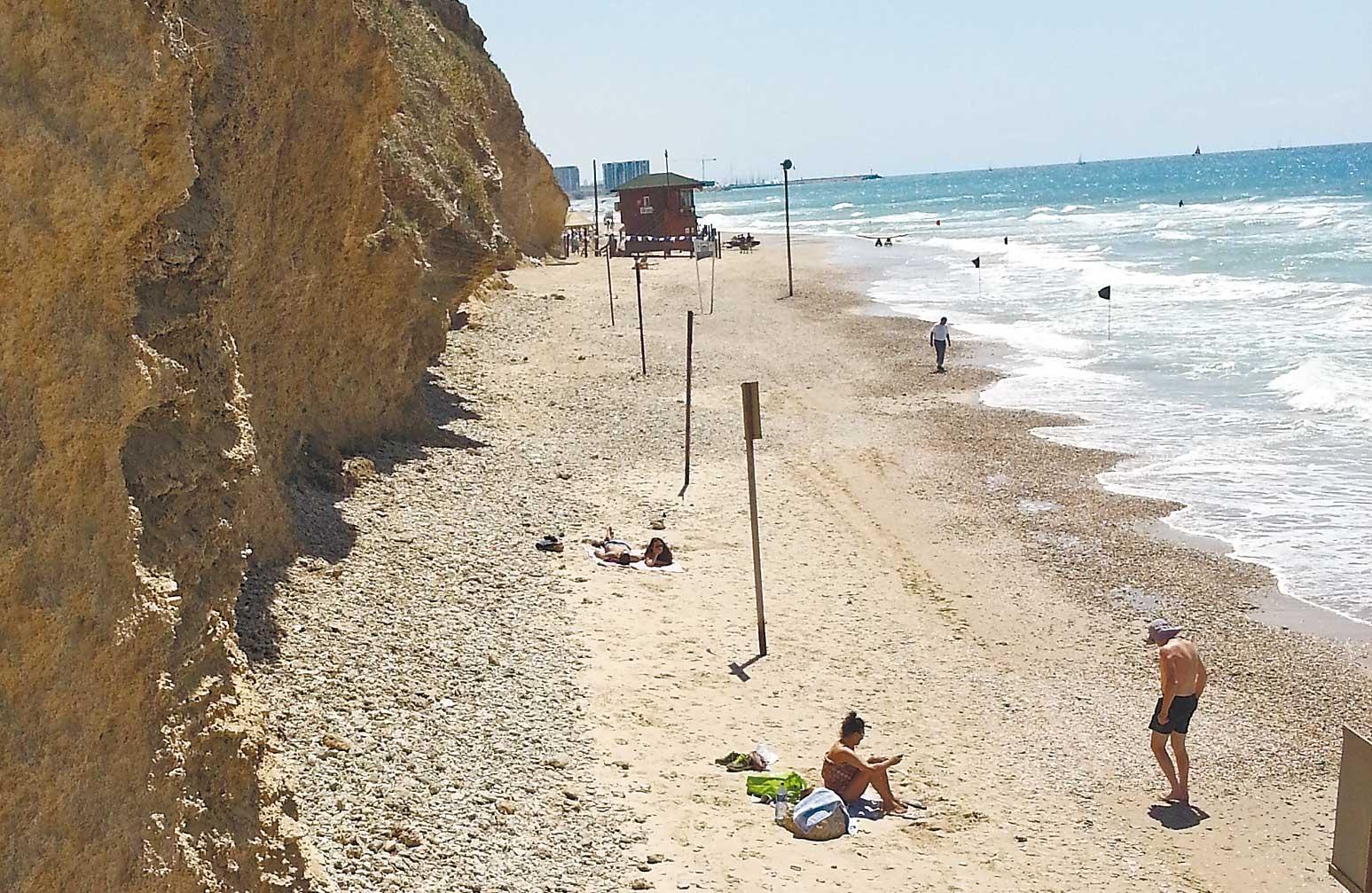 חוף נוף ים