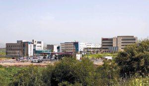 אזור התעשייה עתיר ידע. צילום עזרא לוי