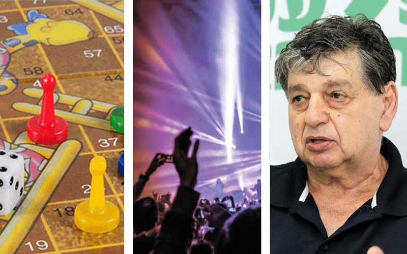 אירועי השבוע הבא: יצחק שום, מסיבת פול מון, משחקי קופסא בקניון ערים. צילומים עזרא לוי, אילוסטרציה א.ס.א.פ קריאייטיב/INGIMAGE