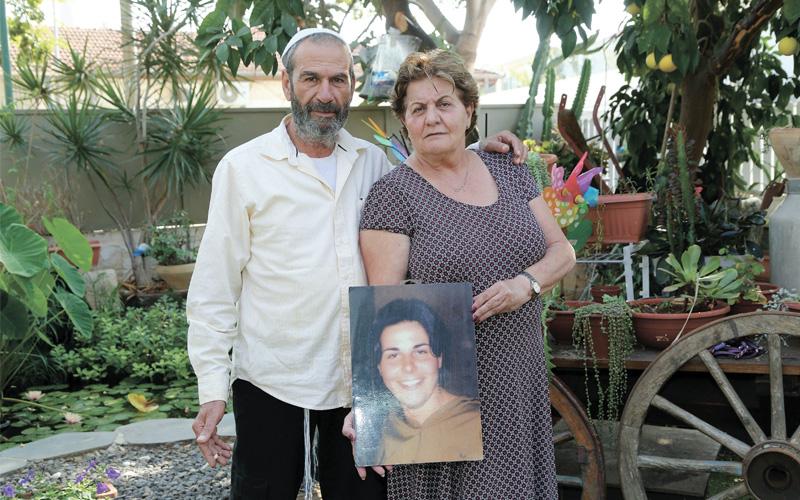 יעל ושבתאי אוסמן צילום עזרא לוי