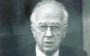 יצחק רבין. צילום אלכס ליבק