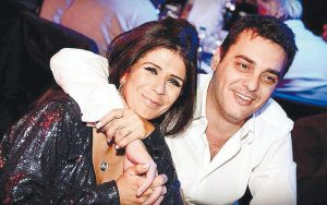 ליאת עיואן ובעלה ארז צילום ארן חן