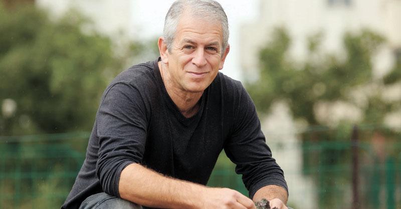 ריצ'ארד רוזנפלד. צילום עזרא לוי