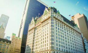 מלון פלאזה ניו יורק. צילום. אי.אס.אי.פי