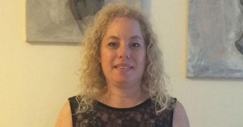 סמדר גולדשטיין, מנהלת תיכון הרצוג