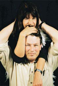 אילנה ואיציק יהב צילום תמר שחם
