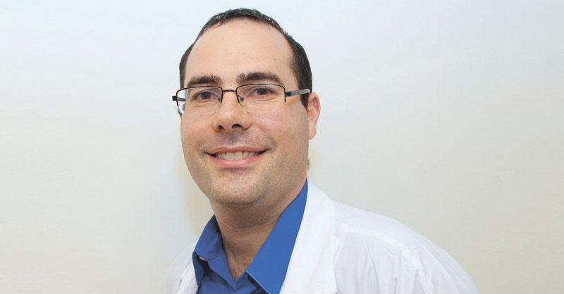 """ד""""ר מאיר קסטנבאום צילום מרכז רפואי מאיר"""
