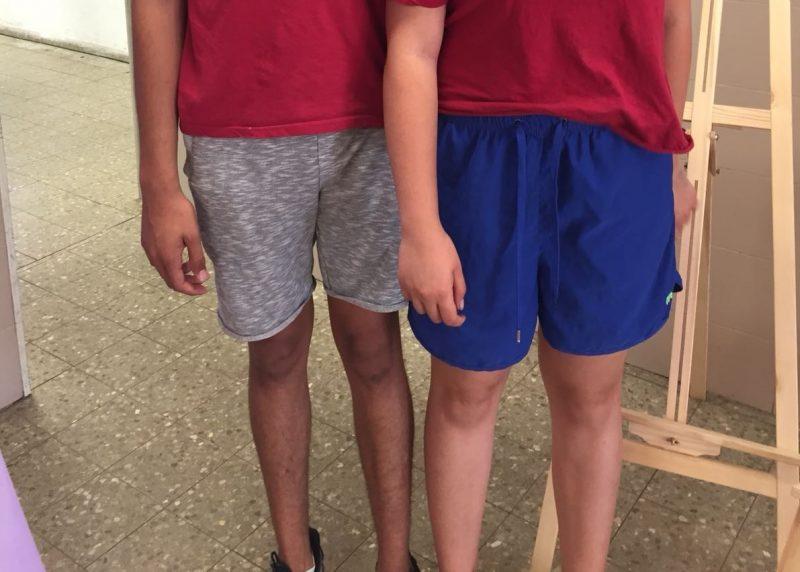 מחאת המכנסיים של תלמידות חטיבת בר לב בכפר סבא