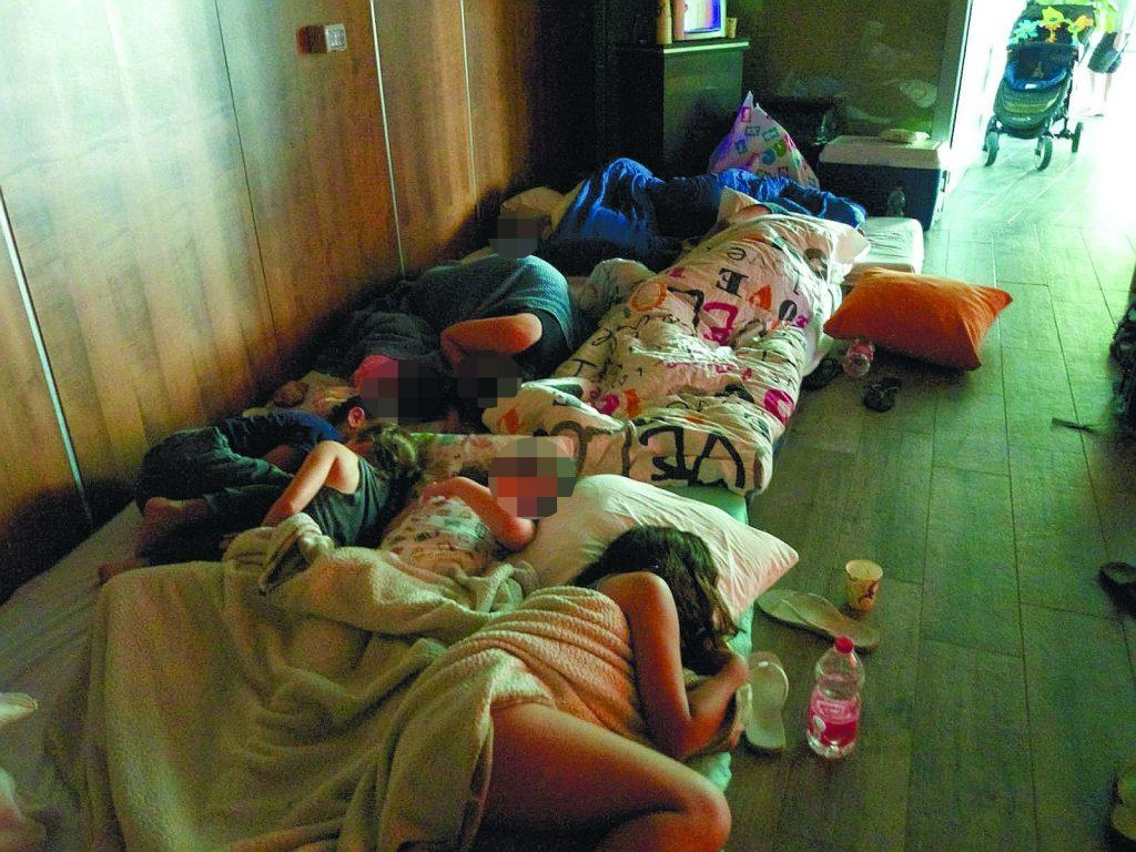 ישנים בלובי