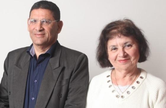 ילנה ציקל ושאול דור