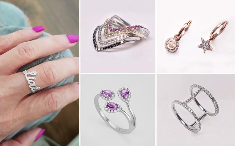 טבעות יהלומים בעיצוב אישי - ליאת לילו פז