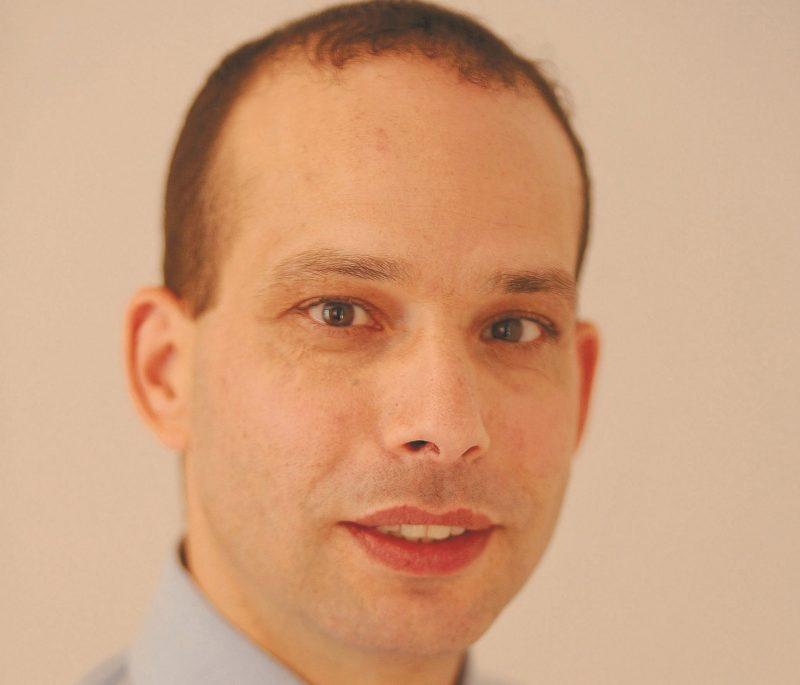 """ד""""ר יניב אבנר. צילום בית החולים מאיר"""