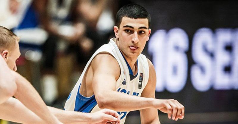 עידו שבת. צילום: FIBA