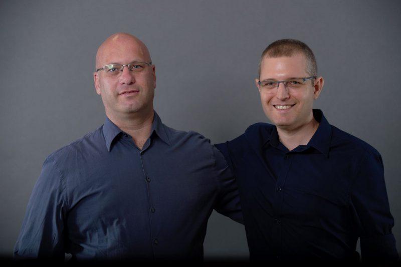 מנדלוביץ' (משמאל) והרסגור-הנדין. תומר נויברג