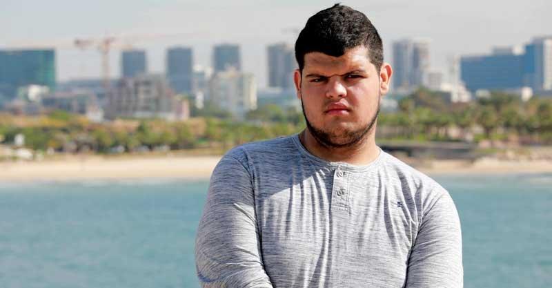 אמיר זרד. צילום עזרא לוי