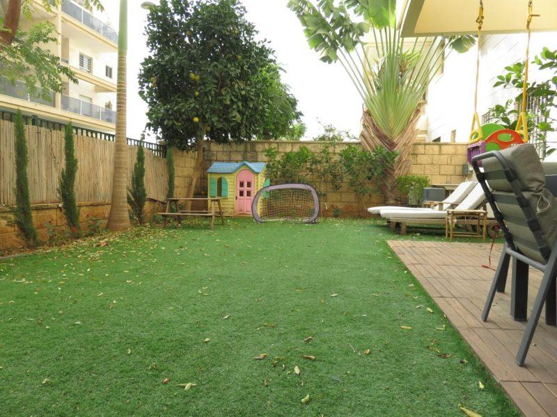 הגינה ברחוב העיט 7, כפר סבא