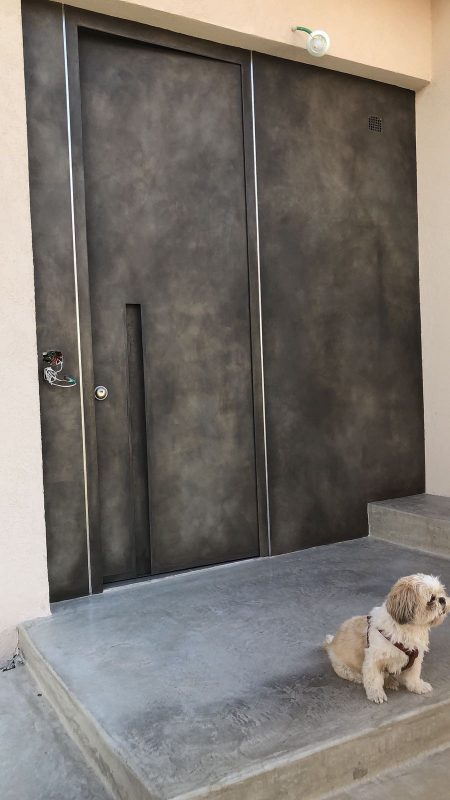 דלתות כניסה וריאציה