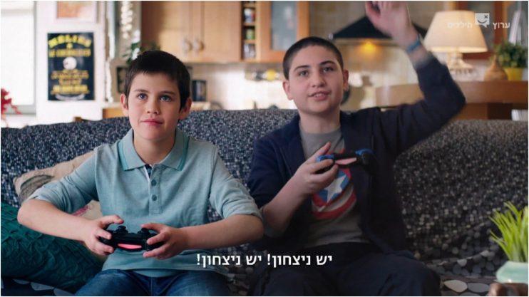 """אלעד לן כהן בקמפיין """"פשוט להתנהג רגיל"""""""