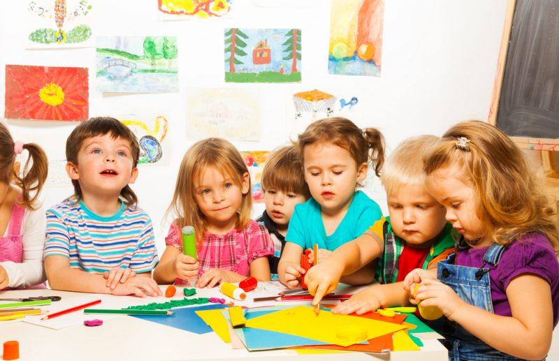 גני ילדים בהוד השרון. תמונה ממאגר Shutterstock