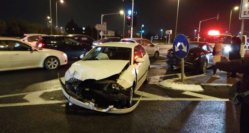 התאונה הערב סמוך לאלישמע
