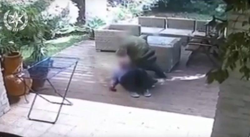 תפיסת החשודים. צילום באדיבות משטרת ישראל