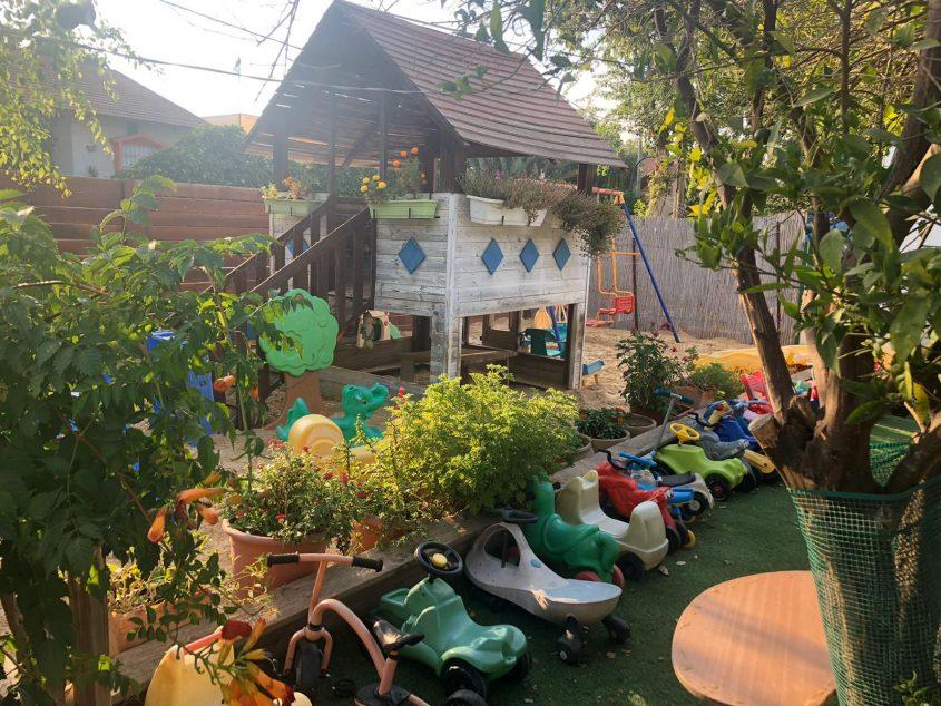 גן בר. צילום עצמי