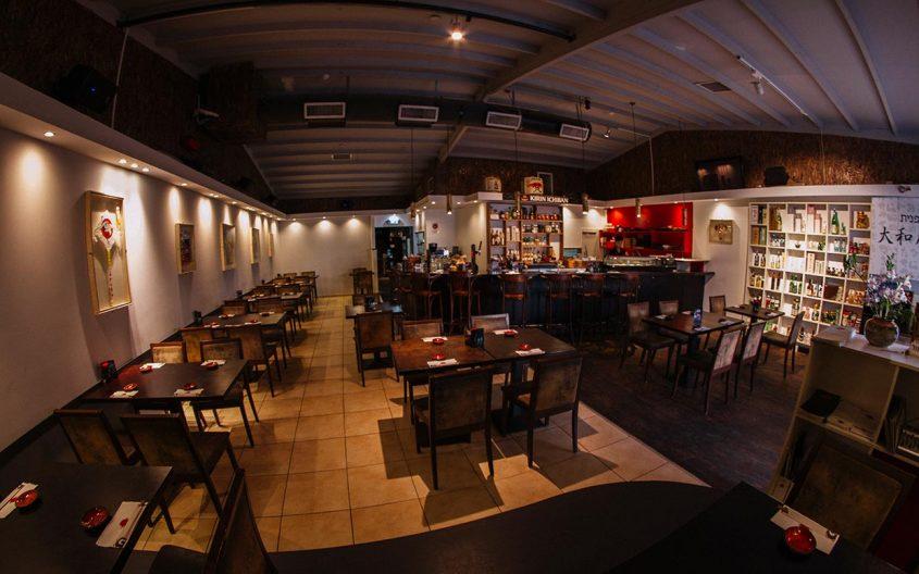מסעדת ימאטויה הוד השרון