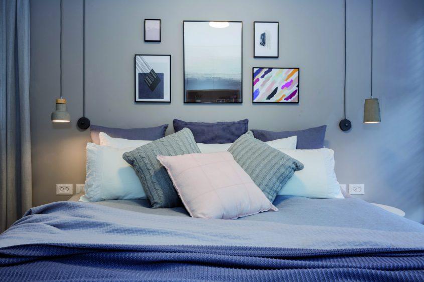 דירה ישנה בצפון תל אביב. צילום: תמר אלמוג