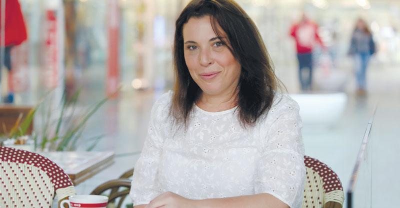 דניאלה סיגנר. צילום עזרא לוי