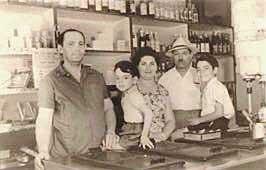 מייסדי גלידה פינגווין 1954