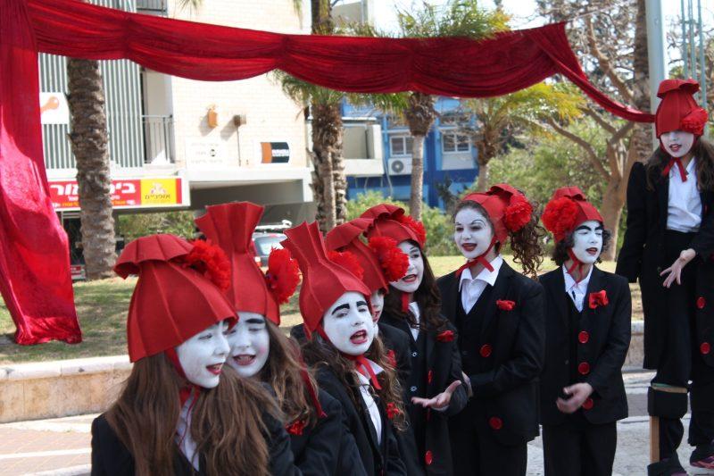 קייטנת הקיץ לילדים בבימת הנוער. צילום: ארסני גורביץ'