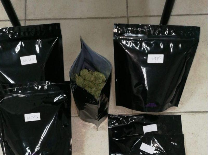 הסמים שתפסה המשטרה