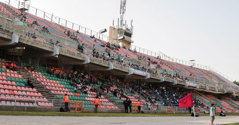 אצטדיון לויטה. צילום: ניר קידר