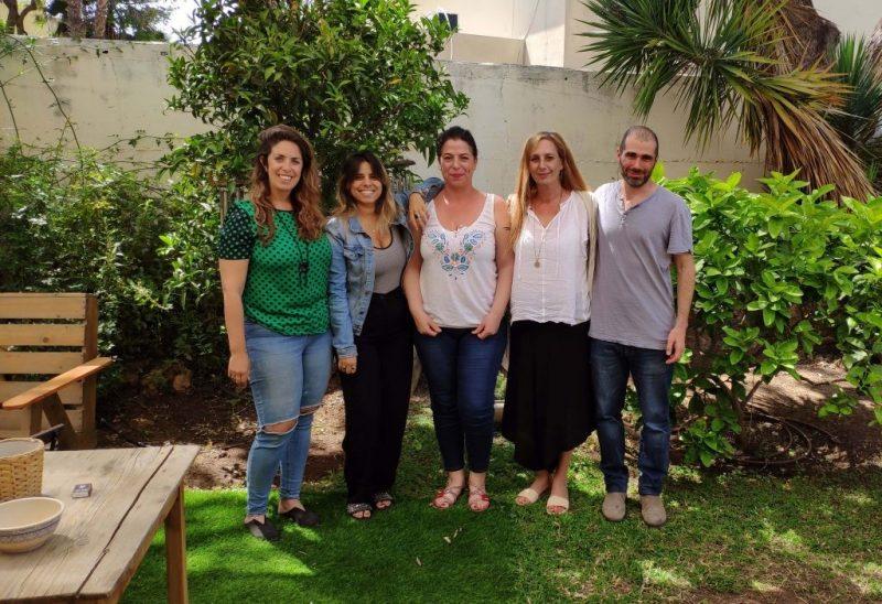 צוות המרכז ללימודי גוף ונפש