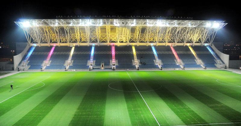 אצטדיון המושבה. צילום: זאב שטרן