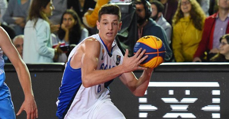 רועי פריצקי. צילום: FIBA