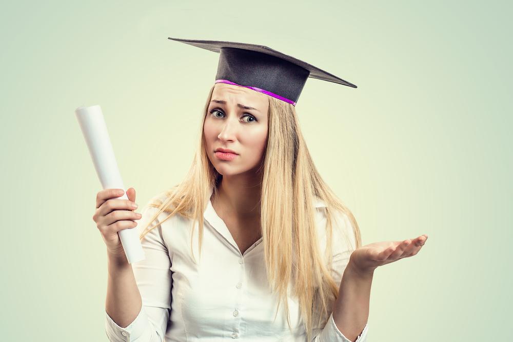 תואר בפסיכולוגיה. (Shutterstock) צילום: HBRH