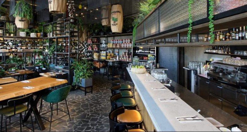 מסעדת פרש דה מרקט. צילום שירן כרמל