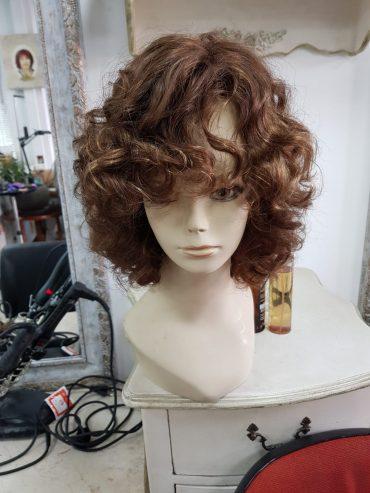 המרכז הארצי לפאות ציפי בנאי. משנים את תחום עיצוב השיער. צילום עצמי