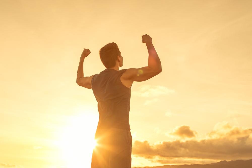 העלאת ביטחון עצמי (Shutterstock) צילום: העלאת ביטחון עצמי (Shutterstock) צילום: KieferPix KieferPix