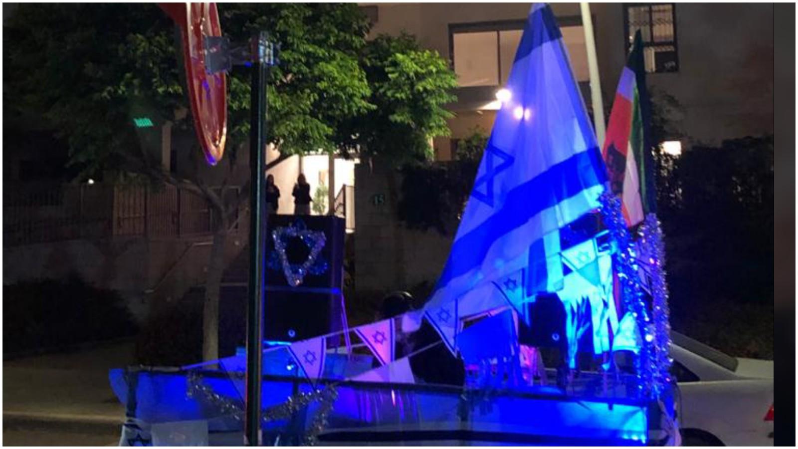 כפר סבא חוגגת עצמאות. צילום עיריית כפר סבא