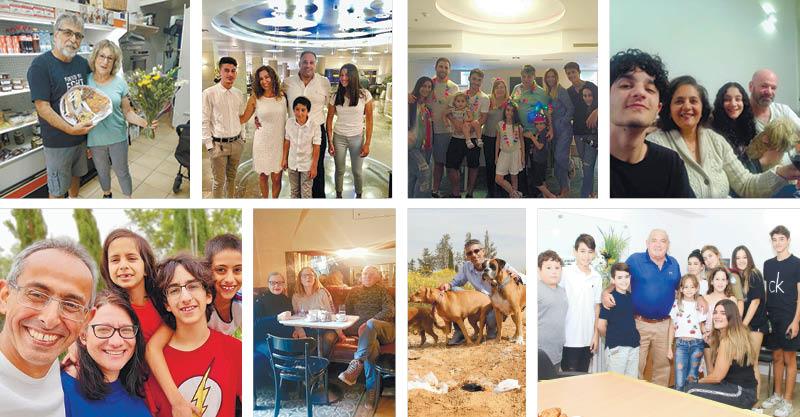 משפחות - צילומים פרטי, עזרא לוי, באדיבות המשפחה