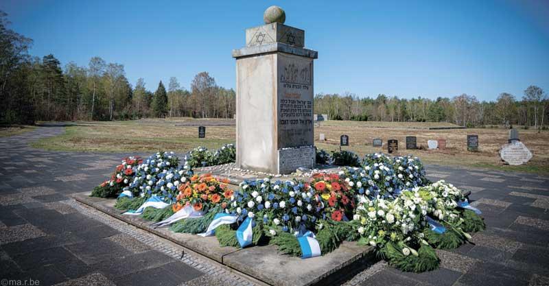 אתר הזיכרון בברגן-בלזן
