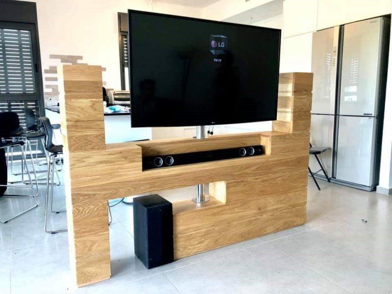 נגריית פקאן יוצרים לכם את הבית שתמיד רציתם. צילום עצמי